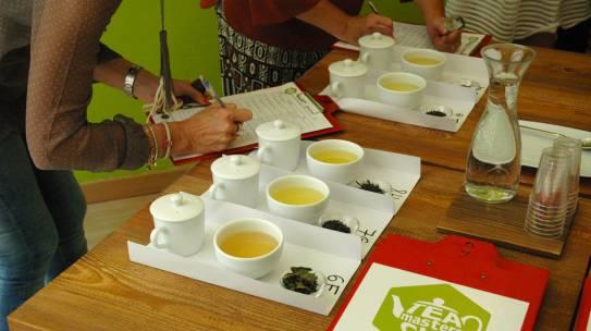 Tea Masters Cup Italia 2016, podio tutto al femminile