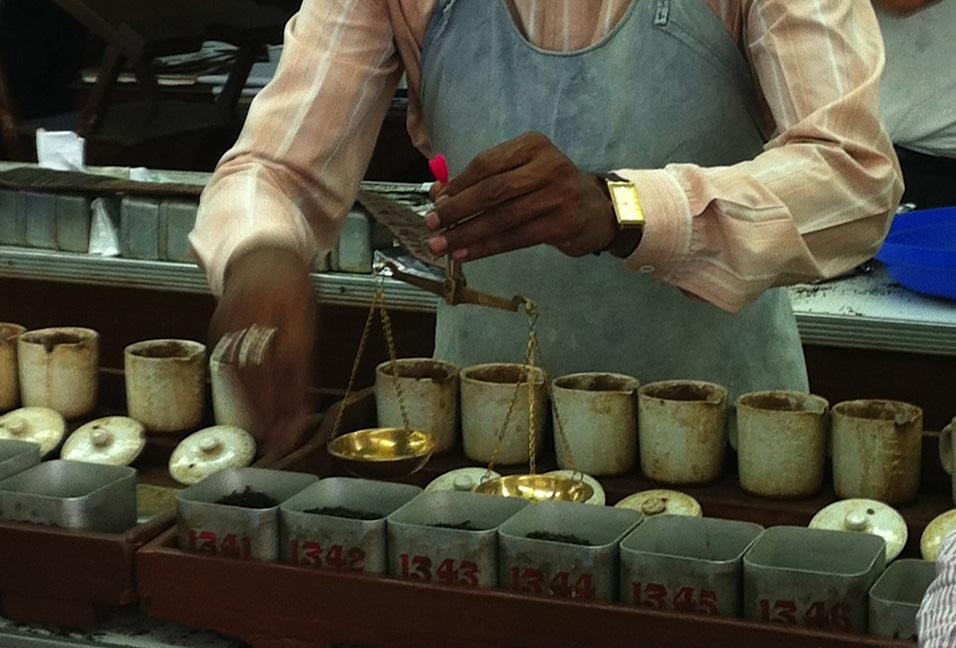 corso TEA 108 - Business del tè