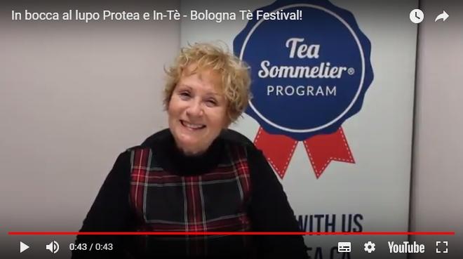 In bocca al lupo Protea e In-Tè – Bologna Tè Festival!