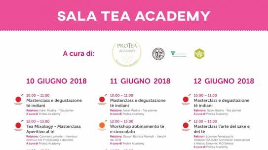 Giugno 2018, il mese del tè
