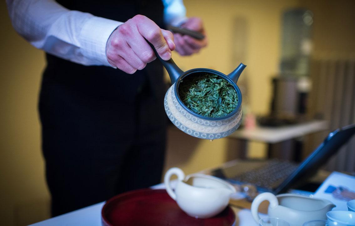 protea academy festival del tè di bologna 2018