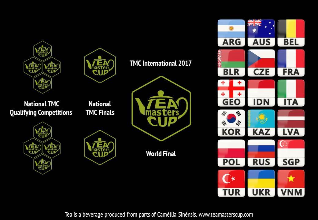 Tea Masters Cup Italia 2017