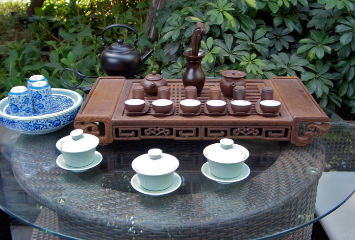 corso tea 106 preparazione, consumo e benefici del tè