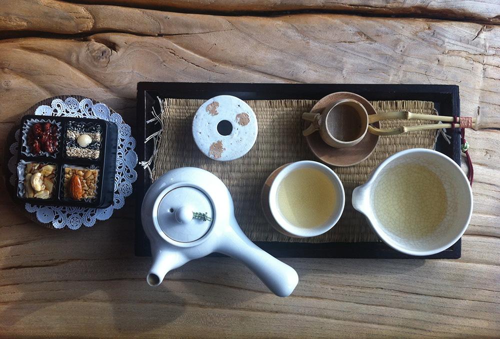 corso tea 107 menu design, abbinamento con il cibo, in cucinacon il tè