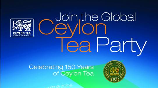 Global Ceylon Tea Party