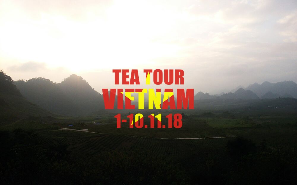Vietnam Tea Tour